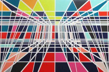 Sarah Morris - Artwork