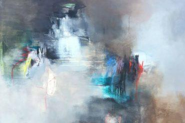 Paintings by Jeffrey Cortland Jones and Sara Pittman Take Over Matthew Rachman Gallery