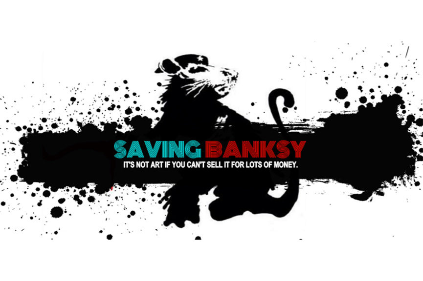 Saving Banksy - reviews of movie films at all times