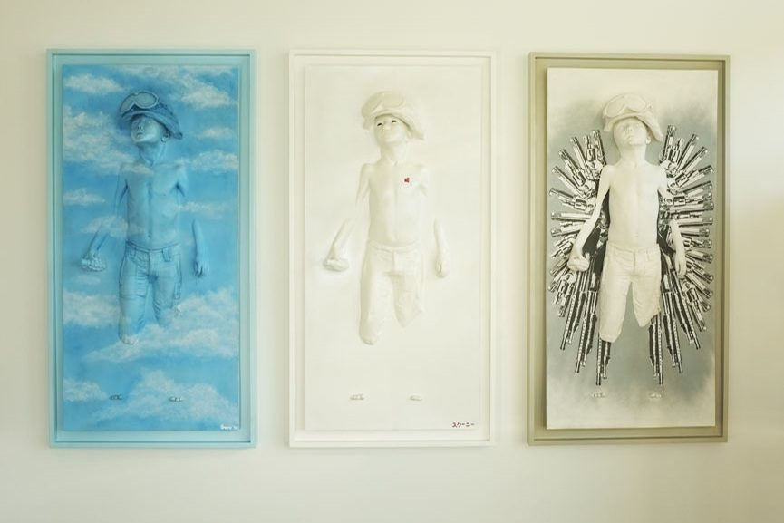 collecting editions, figures and sculptures