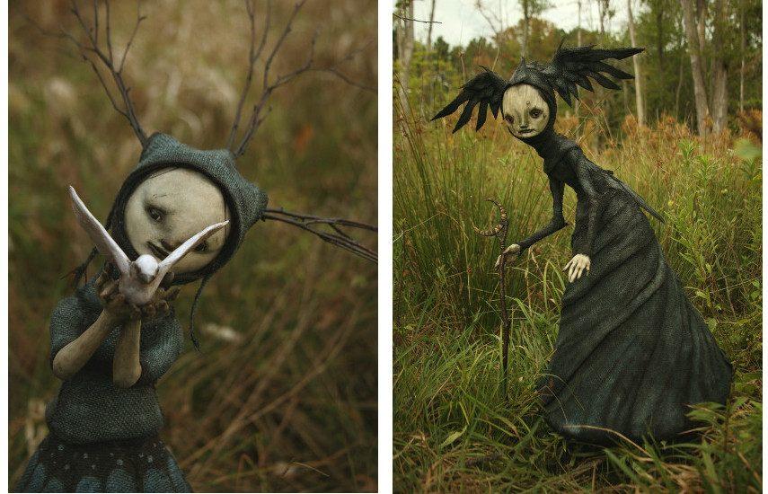 Scott Radke - Bird / The Witch