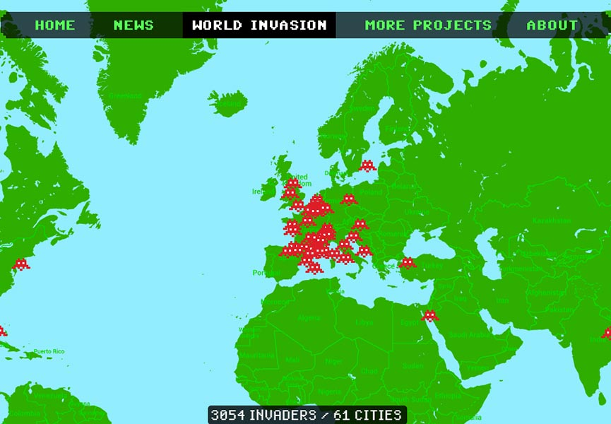 World Invasion Screenshot