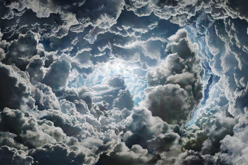 Seb Janiak - The Kingdom, Above, 2010