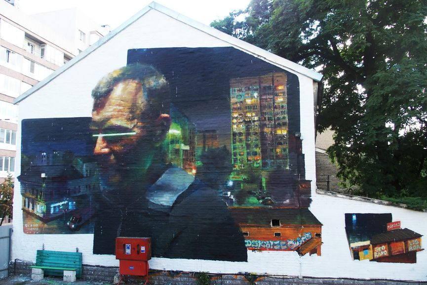 Sebas Velasco Mural, Kiev, Ukraine 2016, via graffitistreet com