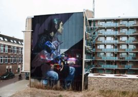 Sebas Velasco and Telmo Miel in Rotterd