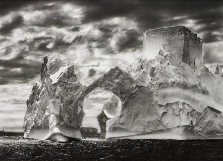 Sebastiao Salgado-Iceberg Between the Paulet Islands and the Shetland Islands, Antarctica-2005