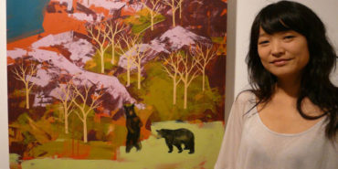 Seonna Hong - Artist portrait, photo via arrestedmotion.com