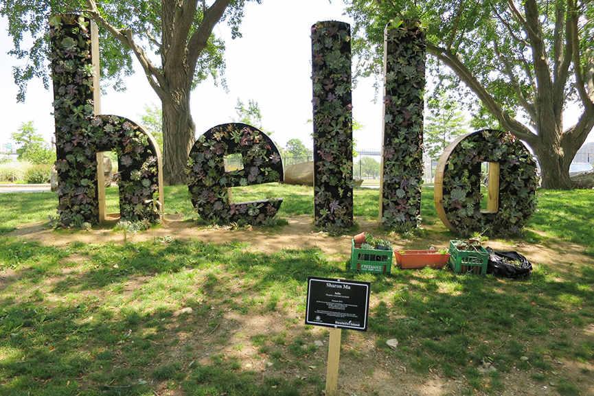 Best Public Art Installations in New York 2015, like