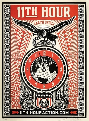 Shepard Fairey-11th Hour-2007