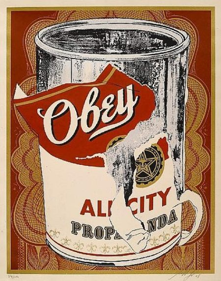Shepard Fairey-All City Propaganda-2005
