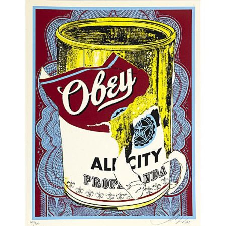 Shepard Fairey-All City Propaganda-2009
