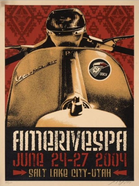 Shepard Fairey-Amerivespa-2004