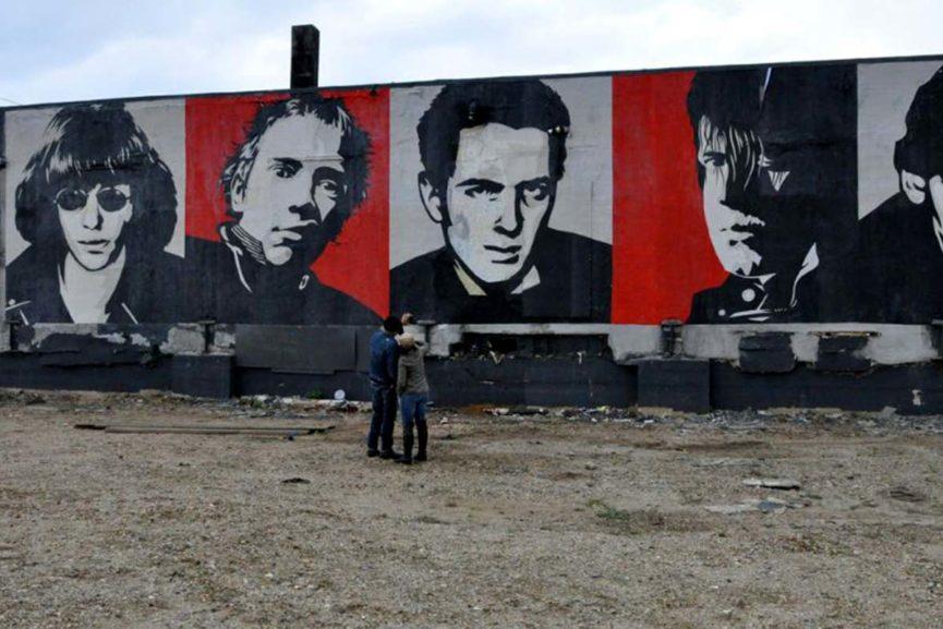 Street Art & Music