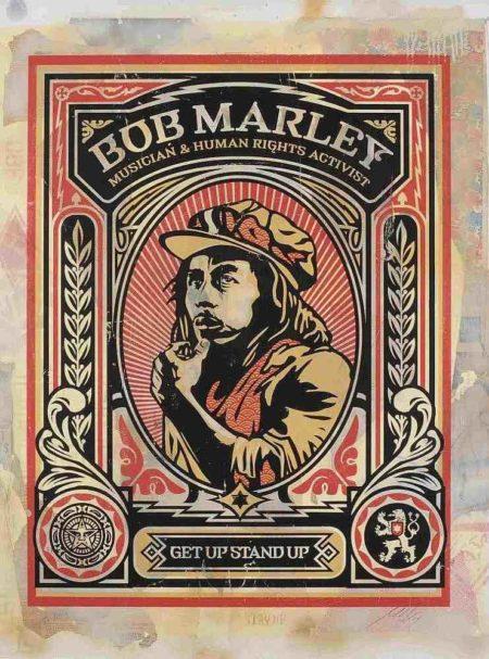 Shepard Fairey-Bob Marley-2004