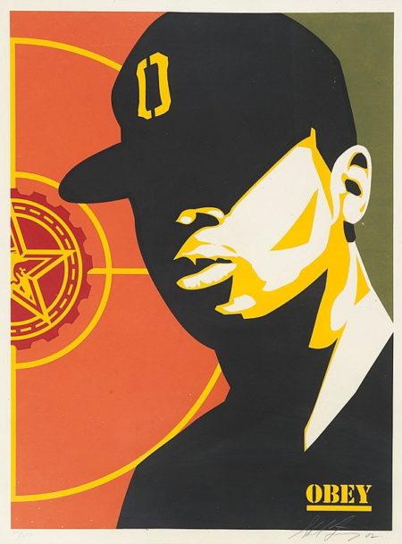 Shepard Fairey-Chuck D (Obey Chuck)-2002