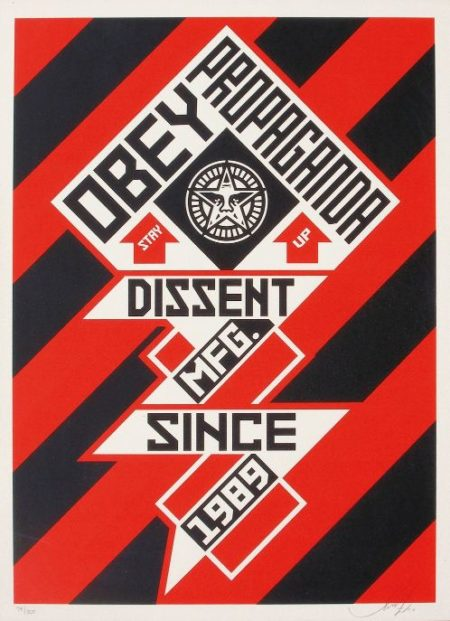 Shepard Fairey-Constructivist Banner-2010