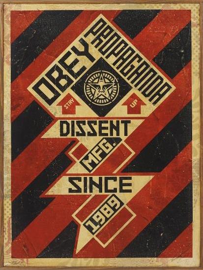 Shepard Fairey-Constructivist Banner-2011