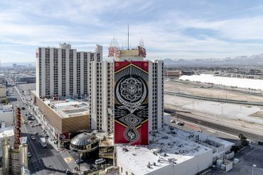 JustKids Teams up with Shepard Fairey and D*Face For New Murals in Las Vegas!