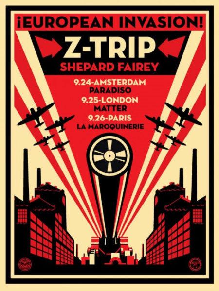 European Invasion Z Trip-2007