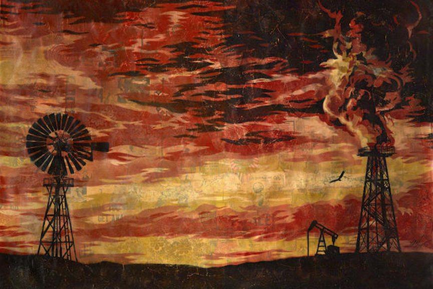 künstler 2016 york kunstler kunst berlin international hamburg Shepard Fairey - Evolve Devolve, 2008, print, london, prints, city, banksy, mark, new, gallery, view, 2015, news, arts, contact, blog