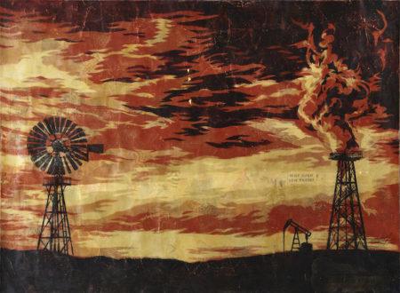 Shepard Fairey-Evolve Devolve-2009