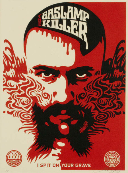 Shepard Fairey-Gaslamp killer-2008