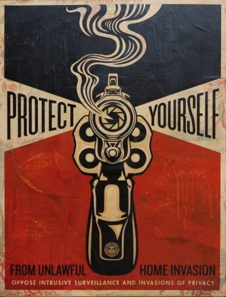 Shepard Fairey-Home Invasion-2014