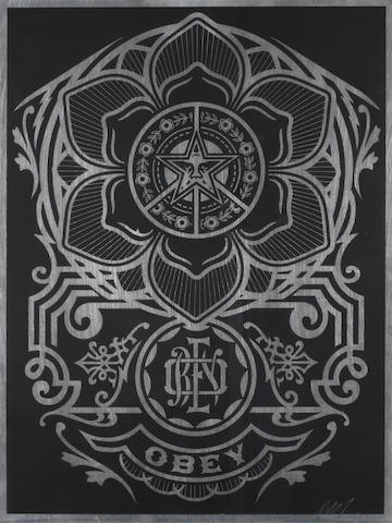 Shepard Fairey-Lotus-2007