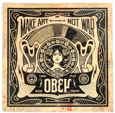 Make Art Not War HPM-2013