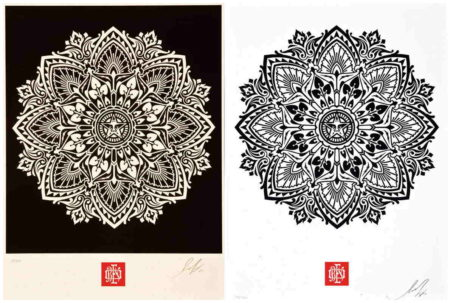 Mandala Ornament Set-2010