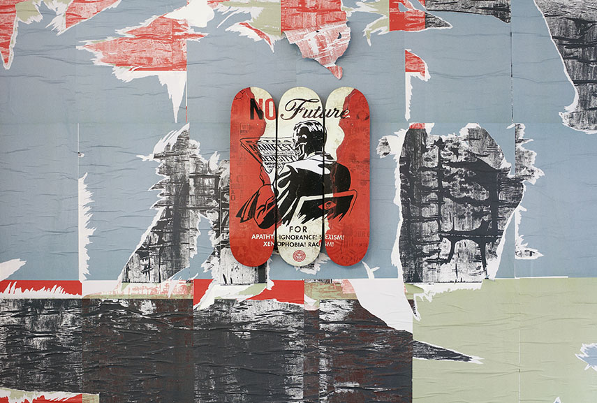 signed skateboards and skateboard deck work by obey powell and peralta - see newsletter cart for free shipping!