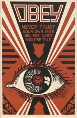 Shepard Fairey-Obey Eye-2011