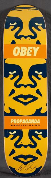 Shepard Fairey-Obey Giant-2003