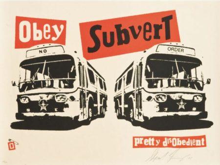 Shepard Fairey-Obey Pistols Subvert-2001