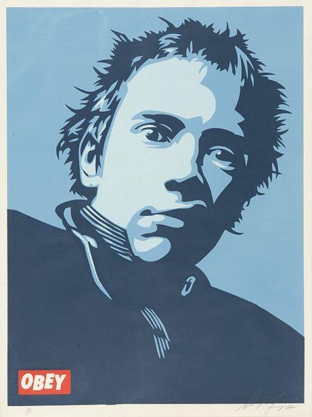 Shepard Fairey-Obey Rotten-2002