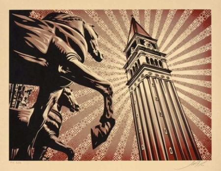 Shepard Fairey-Piazza San Marco-2009