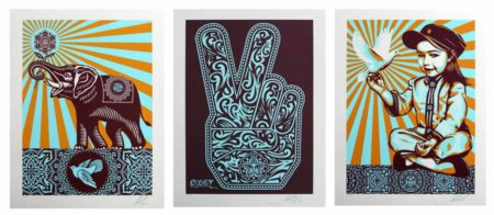 Shepard Fairey-Poster Child Set-2010