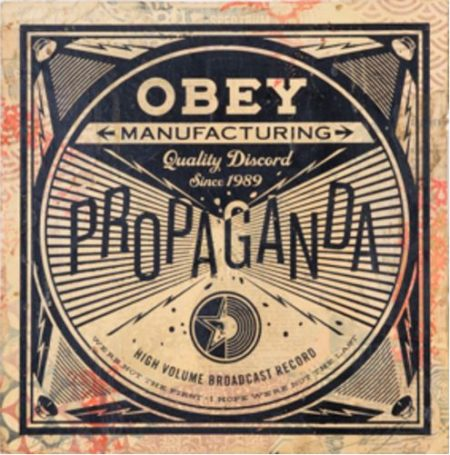 Shepard Fairey-Quality Discord-2013