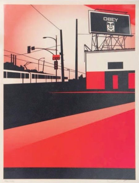 Shepard Fairey-SD Billboard-2011