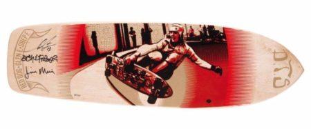 Shepard Fairey-Skateboard-2012
