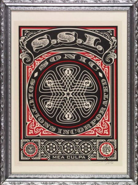 Shepard Fairey-Sonic Solutions Incorporated-2008