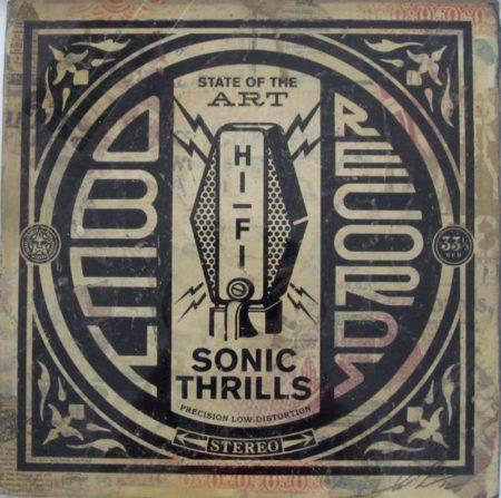 Shepard Fairey-Sonic Thrills-2012