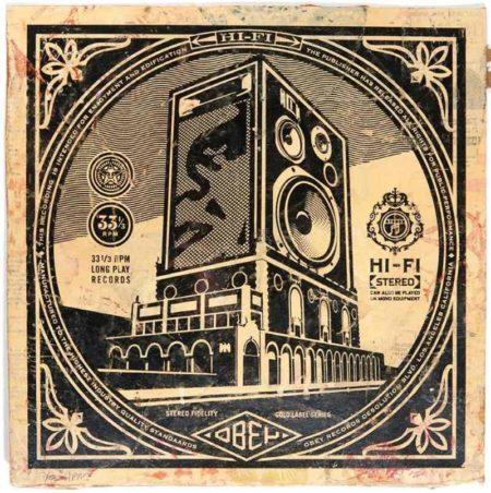 Stereo Hi Fidelity - HPM-