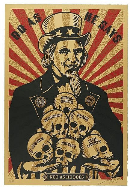 Shepard Fairey-Uncle Scam-2006