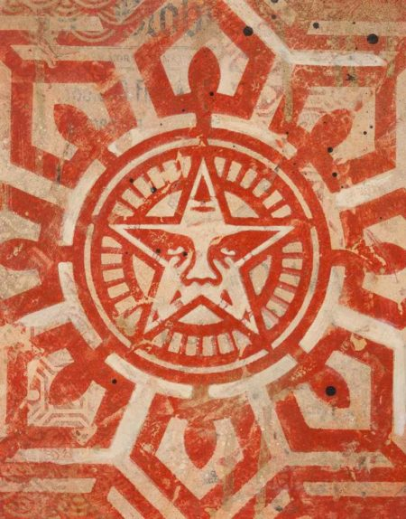 Shepard Fairey-Untitled-2012