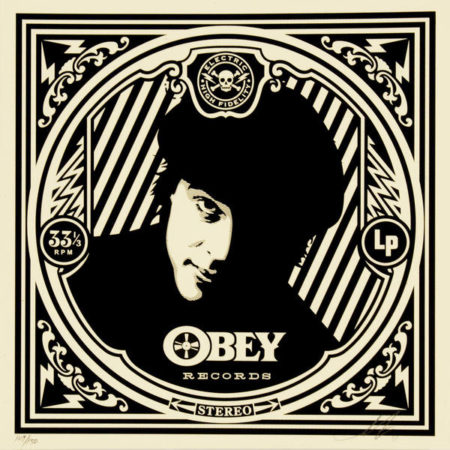 Shepard Fairey-Verlaine Album Cover-2011