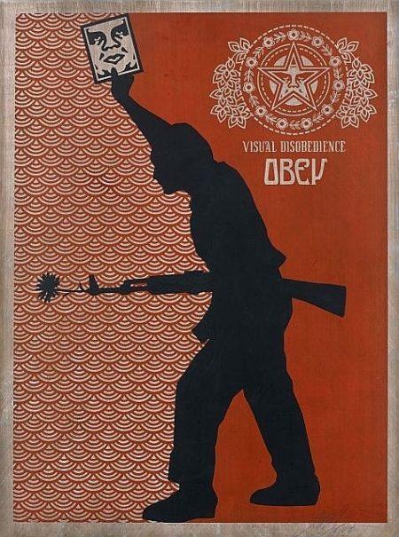 Visual Disobedience-2004