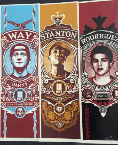 Shepard Fairey-Way/Stanton/Rodriguez-2005