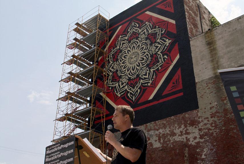 Mural Arts Open Source Exhibition Philadelphia