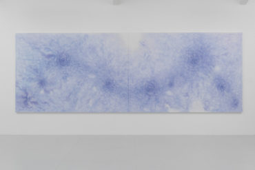 Shirazeh Houshiary: Smell of First Snow at Lisson Gallery